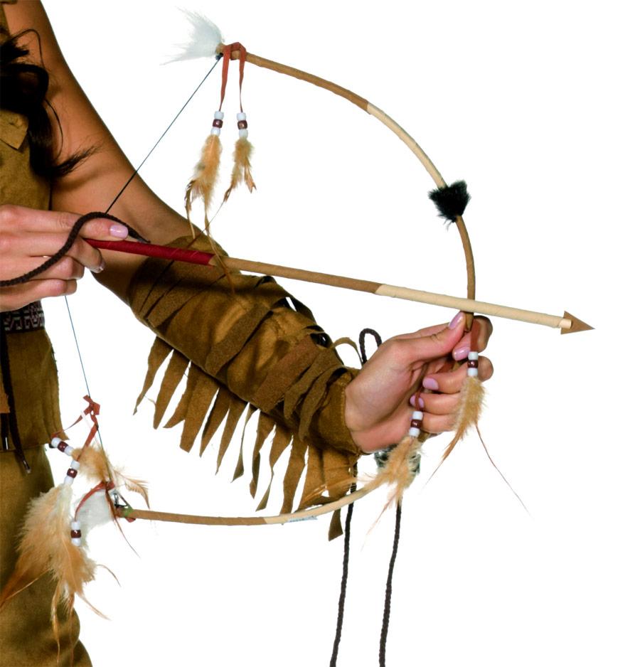лук и стрелы индейцев картинки что