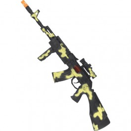 Army Camoflage Rifle Toy Gun