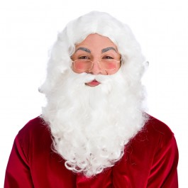 Deluxe Santa Dress Up Set
