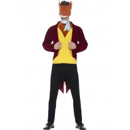 Roald Dahl Fantastic Mr Fox Costume (Fancy Dress)