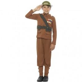 Horrible Histories Soldier (Fancy Dress)
