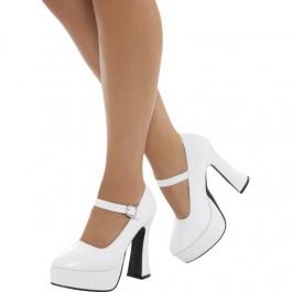 70s Ladies Platform Shoes (Fancy Dress)