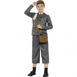 WW2 Evacuee Boy Costume (Fancy Dress)