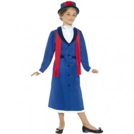 Victorian Nanny Costume (Fancy Dress)