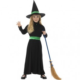 Wicked Witch Costume (Fancy Dress)