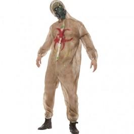 Adults Biohazard Costume (Fancy Dress)