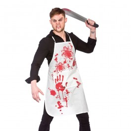 Bloody Chef Apron