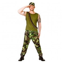 Army Guy (Fancy Dress)