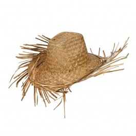 Straw Beach Bum Hat