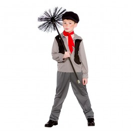 Victorian Chimney Sweep Costume