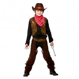 Boys Wild West Cowboy (Fancy Dress)