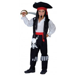 Boys Captain Blackheart (Fancy Dress)