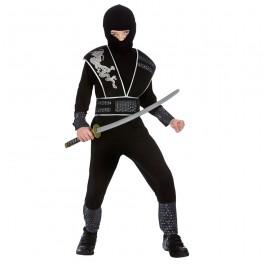 Boys Elite Shadow Ninja (Fancy Dress)