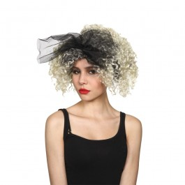 80's Material Girl Madonna Wig