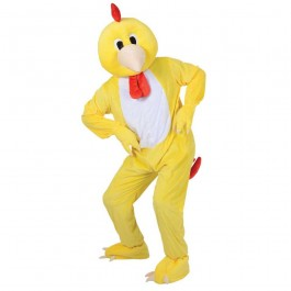 Funky Chicken Mascot (Fancy Dress)