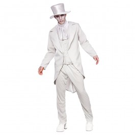 Ghastly Ghost Groom (Fancy Dress)