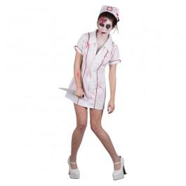 Killer Zombie Nurse (Fancy Dress)