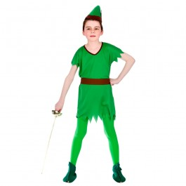 Peter Pan / Robin Hood / Elf (Fancy Dress)