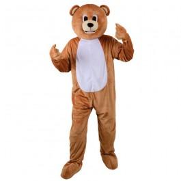 Teddy Bear Mascot (Fancy Dress)