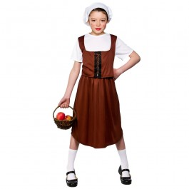 Tudor Peasant Girl (Fancy Dress)