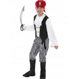 Pirate Boy Costume
