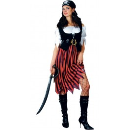 Pirate Lady (Fancy Dress