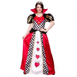 Fairytale Queen of Hearts (Fancy Dress)