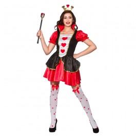 Queen of Hearts (Fancy Dress)