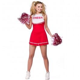 High School Cheerleader (Fancy Dress)