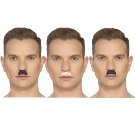 The Toothbrush Moustache (Fancy Dress)