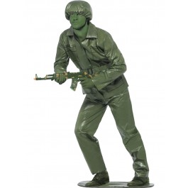 Toy Soldier Mens Costume