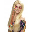 Hippie Party Wig Blonde