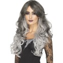 Deluxe Gothic Bride Wig, Heat Resistant/Styleable