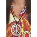 Peace Sign Medallion