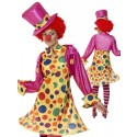 Fever Clown Ladies Outfit