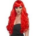 Long Red Desire Wig