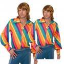 Rainbow Disco Shirt