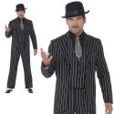 Vintage Gangster Costume For Men