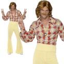 1960s Mens Hippie Guy