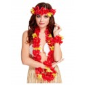 Hawaiian Set Red