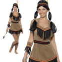Native Indian Woman Costume