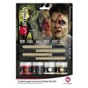 Horror Zombie Liquid Latex Kit