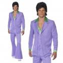 Lavender 1970's Suit Costume