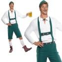 Oktoberfest Lederhosen Costume Mens