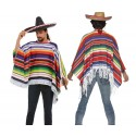 Adults Mexican Poncho