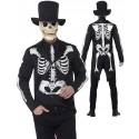 Day of the Dead Señor Skeleton Costume