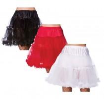 "18"" Ruffle Petticoats"