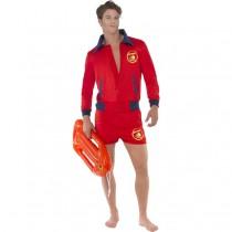 Baywatch Costume Mens