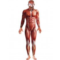 Anatomy Skin Costume