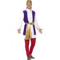 Arabian Prince Costume (Fancy Dress)